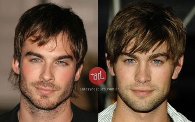 Celebrity Look-alikes: Ian Somerhalder Chace Crawford