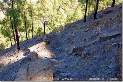 6921 Chira-Cruz Grande(Camino Degollada Humo)