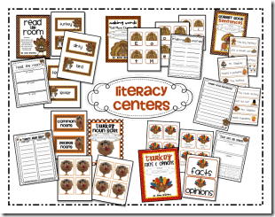 gobble preview- literacy