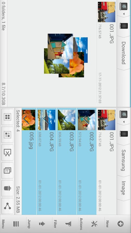 Solid Explorer File Manager - screenshot
