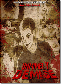 UNMIMELY DEMISE POSTER