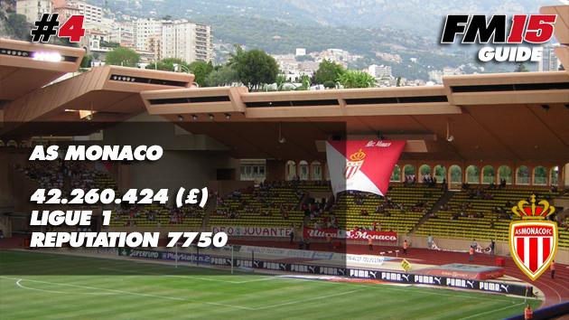AS Monaco FM15