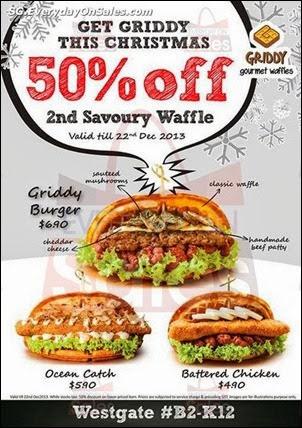 9864e178224c75 Griddy Christmas Promotion Singapore Jualan Gudang Jimat Deals  EverydayOnSales Offers