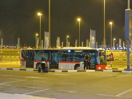 Shuttle de la aeroportul Al Maktoum