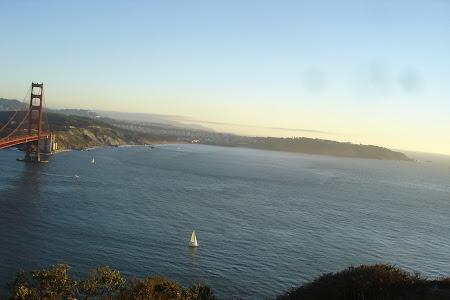 Obiective turistice San Francisco: Golden Gate