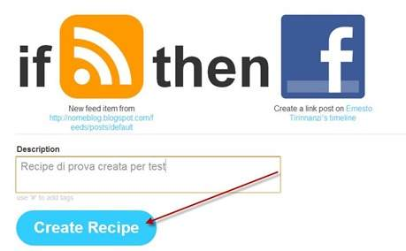 recipe-ifttt-rss-facebook