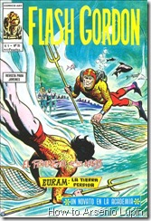 P00035 - Flash Gordon v1 #35