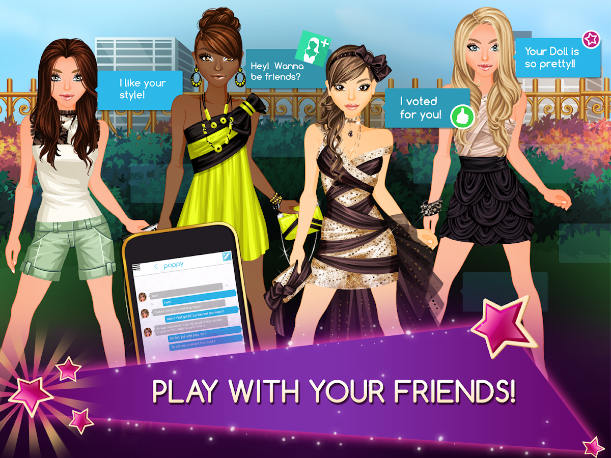 OhMyDollz - Fashion Show- screenshot