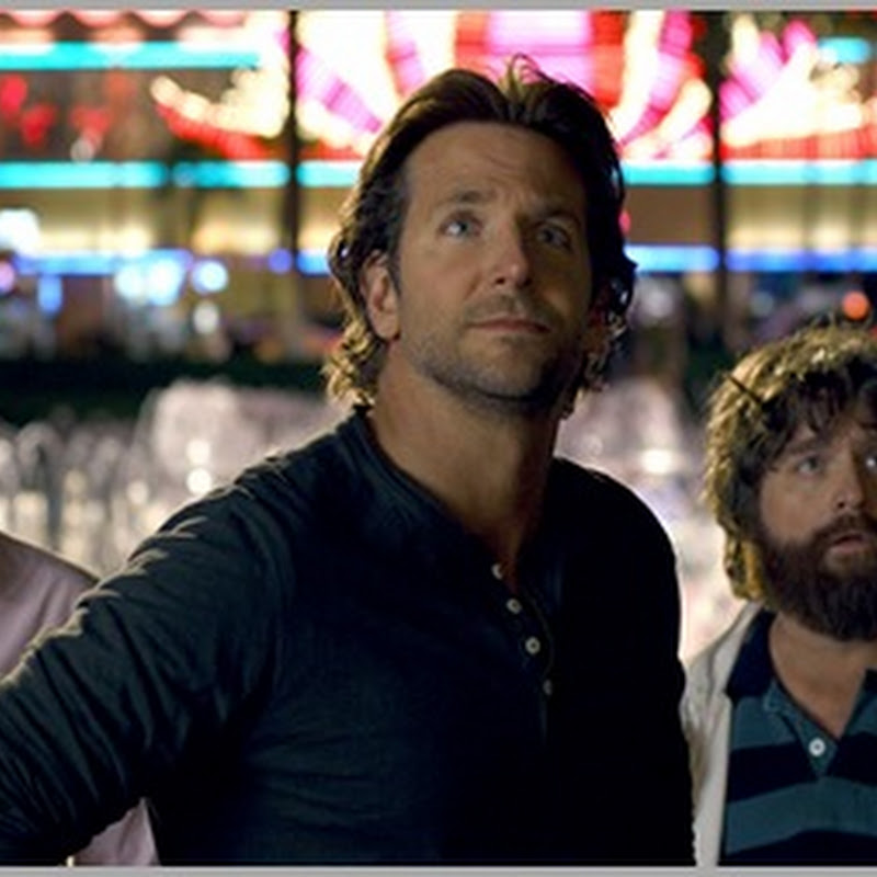 """The Hangover Part 3"" Takes the Wolfpack Back to Vegas"