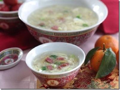 Resep Sup Asparagus Unik Original