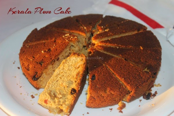 Rich Plum Cake Recipe In Pressure Cooker: -Sujitha Easycooking Sujitha Easycooking