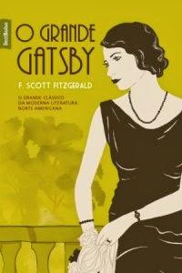 O Grande Gatsby, por  F. Scott Fitzgerald