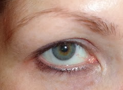 eye and brow prior to using jbio eyelash and brow serum