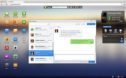 AirDroid Android Manager for PC
