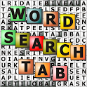 Word Search Tab Eval EN logo