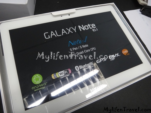 Samsung Galaxy Note 10.1 10
