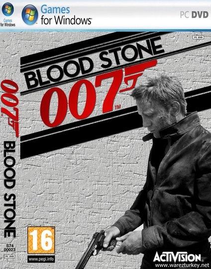 James Bond Blood Stone Full RELOADED
