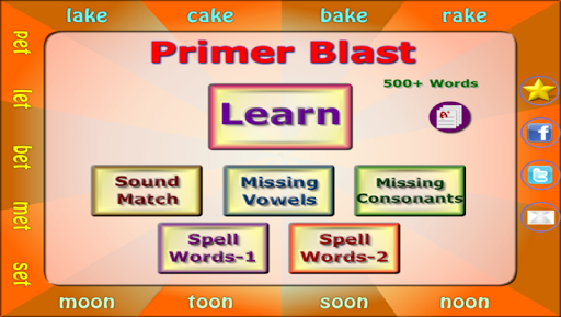 Primer Blast Lite: Grade 1 2