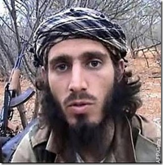 Omar Hammami al Shabaab commander. from Alabama