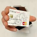 VikingCard logo
