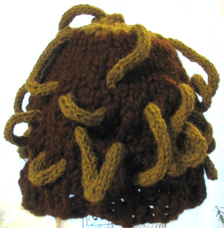 Tamdoll's Pumpkin Patch Hat