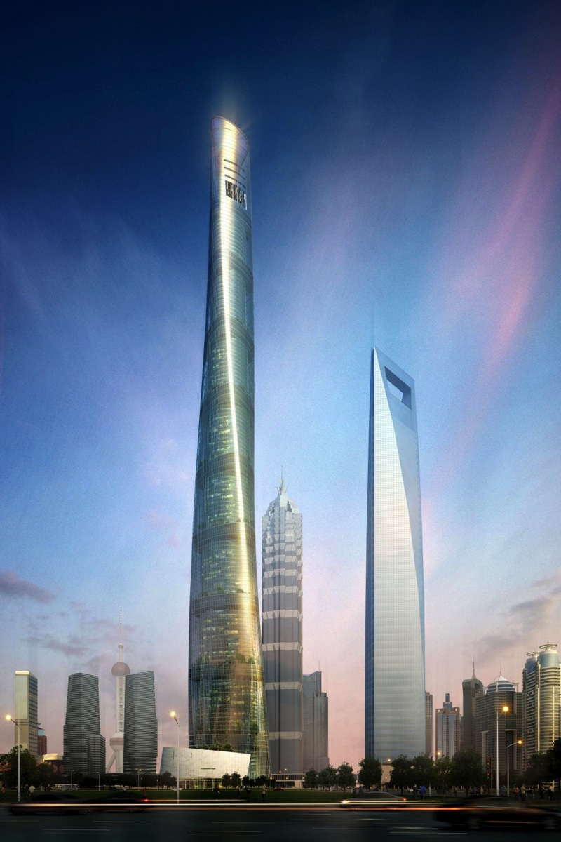 Shanghai Tower Gensler 009