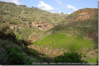 7177 Los Tiles-Firgas(Barranco Azuaje)