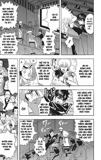 Gintama Chap 75 page 9 - Truyentranhaz.net