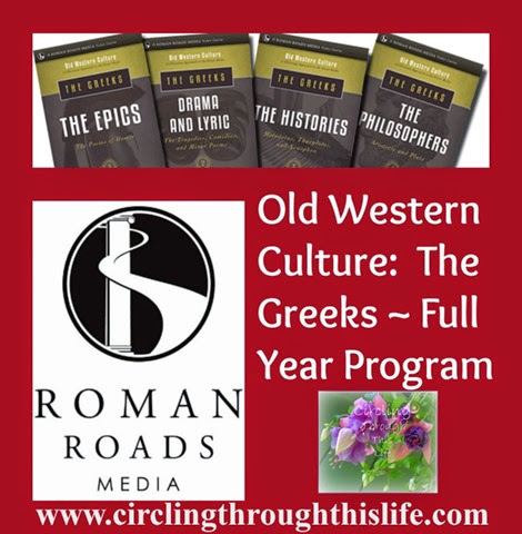 Old Western Culture An integrated humanities curriclum.