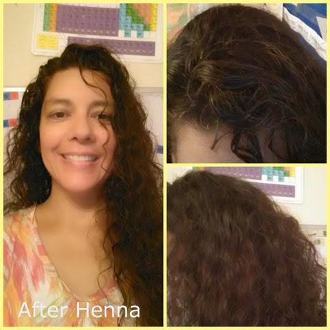 After Henna