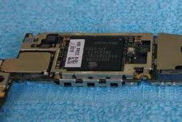 Procesador del iphone 6