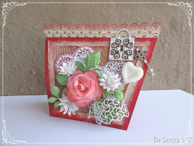 Cards crafts kids projects paper flower romance handmade flowers 2 paper flowers mightylinksfo