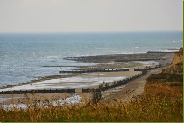 Sheringham to Cromer walk