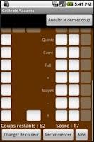 Screenshot of Yaaams Score Grid