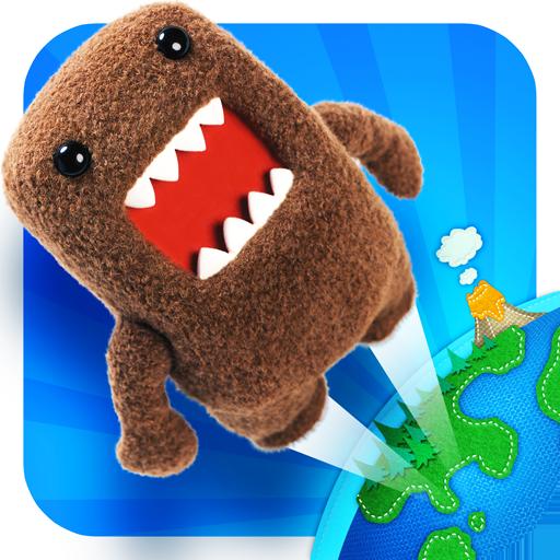 動作App|Domo-kun Jump LOGO-3C達人阿輝的APP