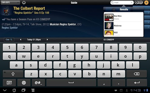 TiVo Tablet (Obsolete) - screenshot thumbnail