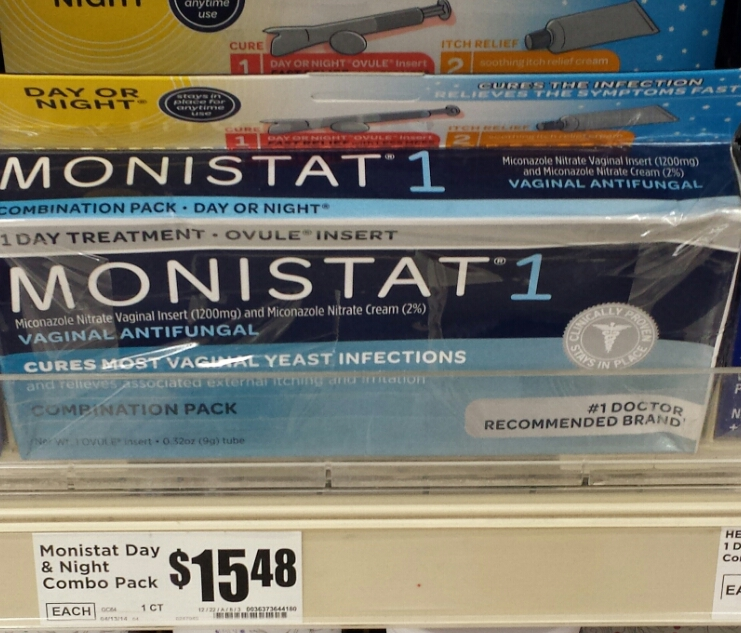 graphic regarding Monistat Printable Coupons identify Melissas Coupon Discount rates: Monistat 1 or 3 Solutions as small