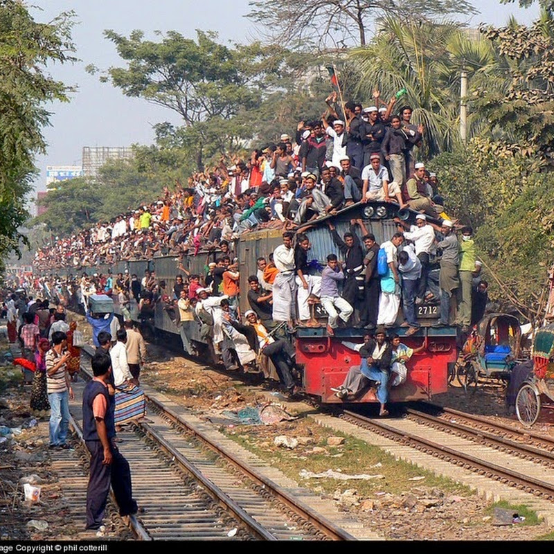 All Aboard for Biswa Ijtema