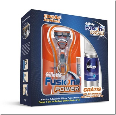 Euroart-Gillette Fusion Power