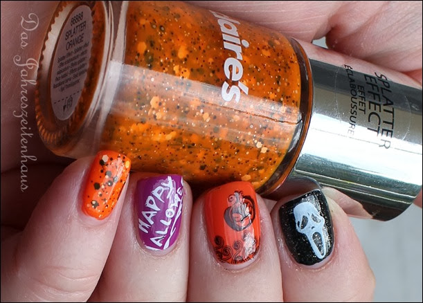 Halloween Nail Art Mix n Match 6