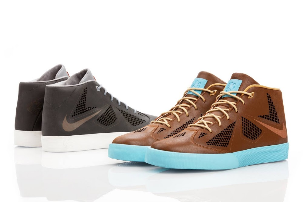brand new 95824 8111d Nike LeBron X NSW Lifestyle NRG Finally Gets a US Release Date ...