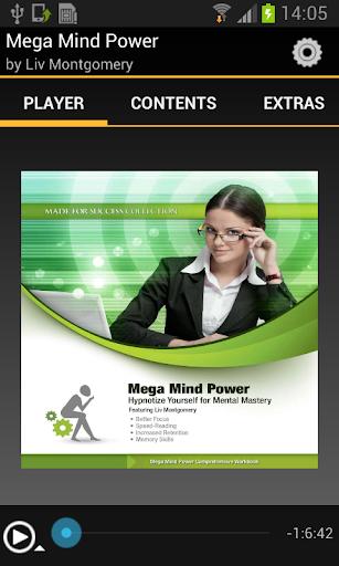 Mega Mind Power L Montgomery