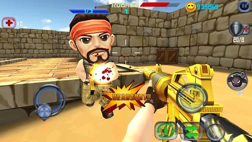 Hero Strike:Zombie Killer