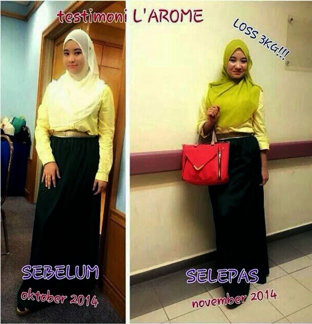 testimoni larome apple stem cell_3