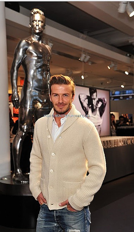 DAVID BECKHAM H&M BODY UNDER WEAR collection