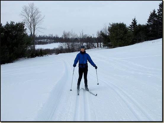 Sue on Trail 53