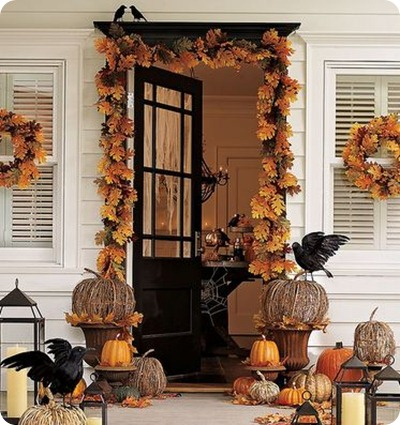 fall porch pottery barn