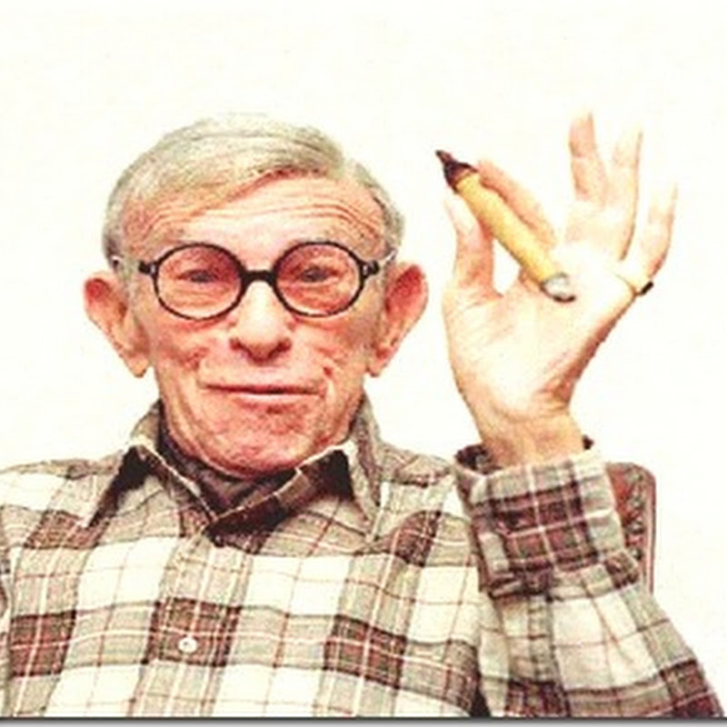 Frases de humor de George Burns