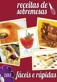 Sobremesas Fáceis e Rápidas, por Andréa Potsch