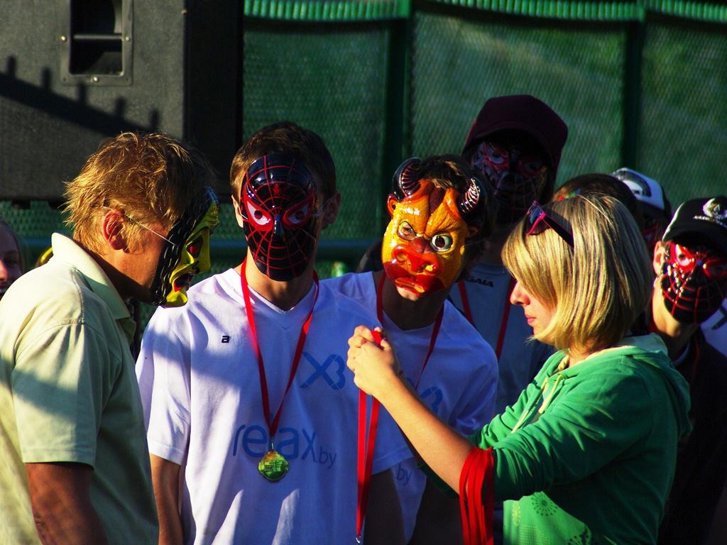 Открытый Чемпионат Украины по алтимату 2011